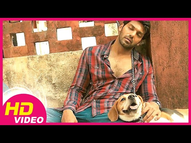 Raja Rani -Arya  and  Santhanam drinks Travel Video