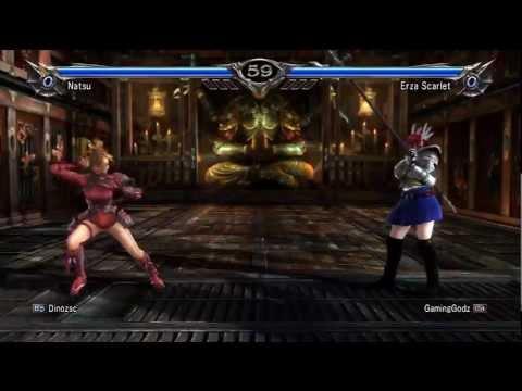 SC5 Ranked Matches: Dinozsc (Natsu) vs GamingGodz (Hilde Style)