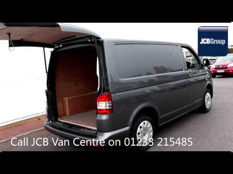 2013 Volkswagen Transporter T28 Trendline 2l Natural Grey Metallic GF13FZA for sale at JCB VW Medway