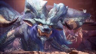 Monster Hunter World: Lunastra Boss Fight (Solo / Long Sword)