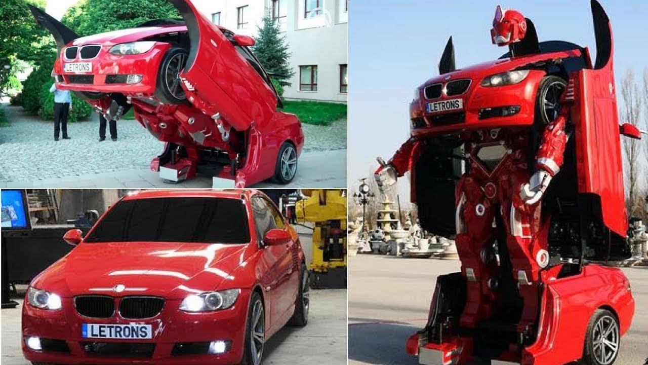5 Jahre alt Cars | Top 5 verwandelbare Fahrzeuge, die Sie umhauen werden (हिंदी) + video