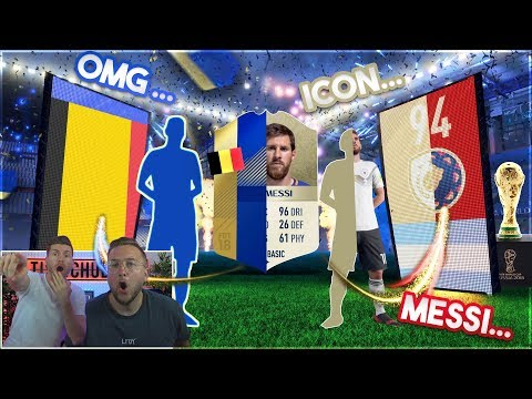 FIFA 18: Bruder MUSS LOS ... Best Of WORLD CUP + TOTS PACK OPENING ESKALATION 🔥😱