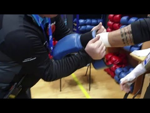 Hand Wrapping Comparisons Between Quality v's Cheap Bandage and Tapes (2020)