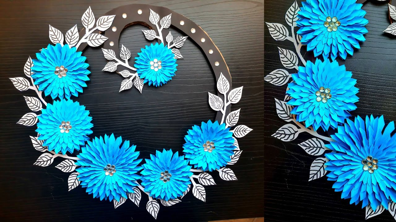 Diy Wall Hanging Craft Ideas Wall Decoration Ideas Home Decorating Ideas Room Decor Youtube