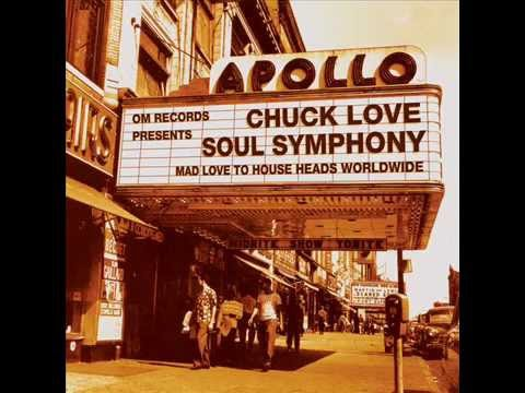 Chuck Love  -  Soul Symphony with Fourfeet (original mix)