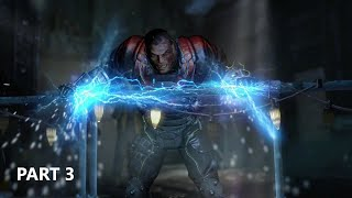 Batman - Arkham Origins - Gameplay 03 Electrocutioner