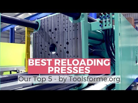 Best Reloading Presses in 2019 - Ultimate Buying Guide