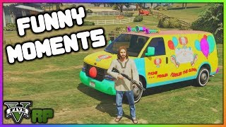 GTA 5 Roleplay - Funny Montage #1