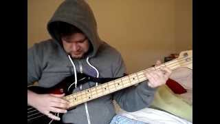 Super Mario Bros. Theme - Koji Kondo (4 String Bass Solo Arrangement - Ernie Ball Musicman Stingray)