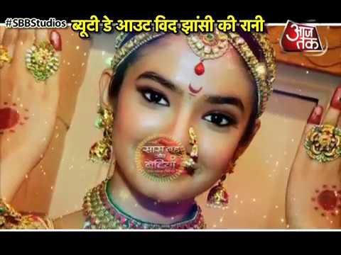 MUST WATCH! Makeup Dayout With Anushka Sen Aka TV's Manikarnika!