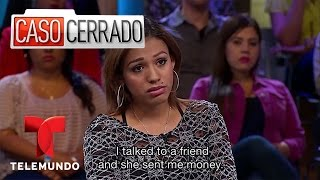 Caso Cerrado | Her Husband Forced Her Into Prostitution | Telemundo English