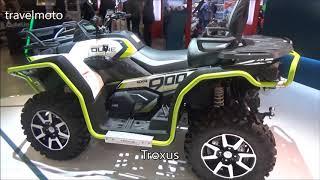ATV Motorcycles 2018