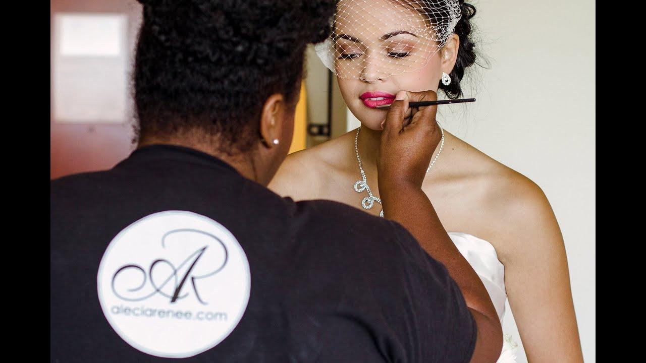 Orlando Wedding Makeup Artist Promo Video