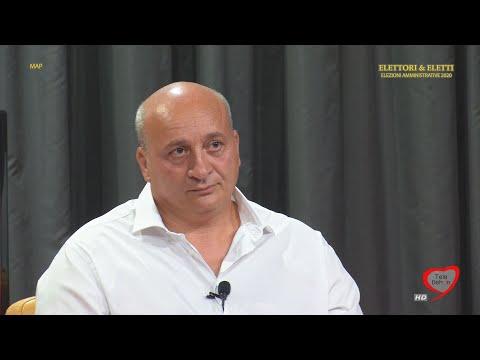 """Elettori & Eletti 2020: Saverio Fucci, candidato consiglio regionale lista """"La Puglia Domani"""""""