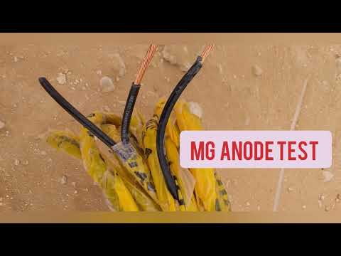 The Cathodic Protection In Tank And Buried Pipelines.