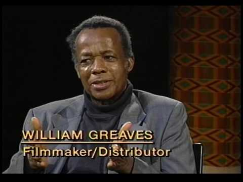 African American Legends: William Greaves, Documentary Filmmaker