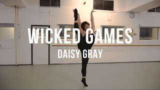 Daisy Gray - Wicked Games (SOLO) | Grace Pictures Film | Karen Estabrook Choreography