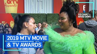 Lizzo Talks Shooting Her Shot at Chris Evans | E! Red Carpet & Award Shows