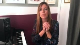 Wie kann man bruchlos singen?