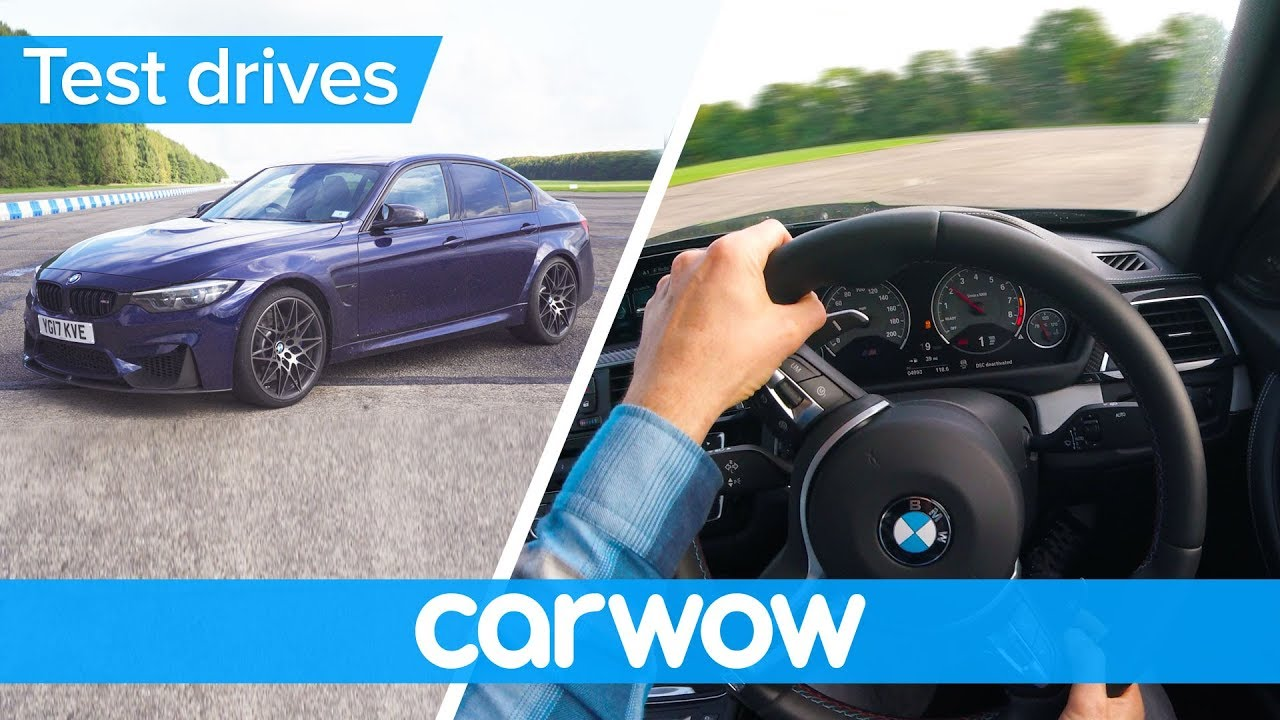 Bmw M3 Competition Package Pov Review Test Drives