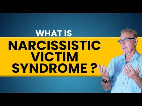Narcissistic Victim Syndrome