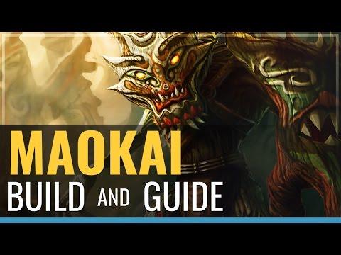 Lol Build Maokai Top Patch