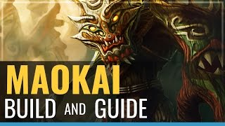 Maokai Build and Guide - League of Legends