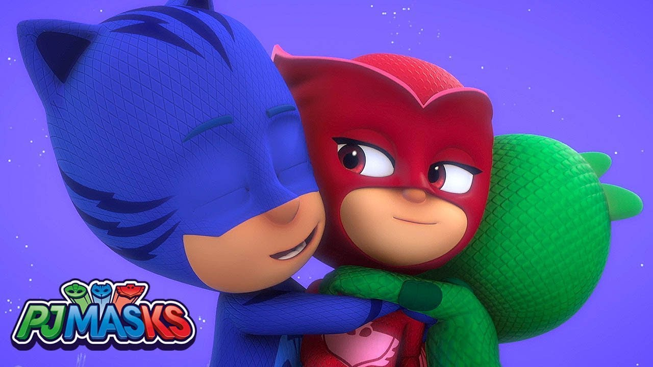 PJ Masks Song ????THE PJ MASKS ARE HERE ????Sing along with the PJ Masks! | HD | PJ Masks Official
