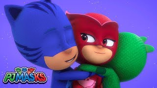 PJ Masks Song 🎵THE PJ MASKS ARE HERE 🎵Sing along with the PJ Masks! | HD | PJ Masks Official