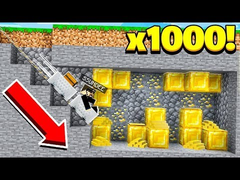 OVERPOWERED AUTO GOLD FARM in Minecraft Prisons #17