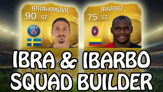 FIFA 15 ULTIMATE TEAM - IBRAHIMOVIC & IBARBO 900K SQUAD BUILDER Thumbnail