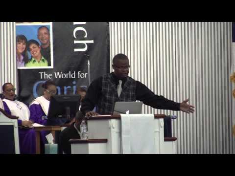 Internship Sermon 1