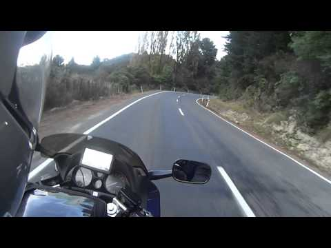 #2   Wanganui to Cape Reinga   CBR1000F Motovlog - 2047Kms return - Epic Ride!
