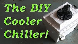 The Diy Cooler Chiller!