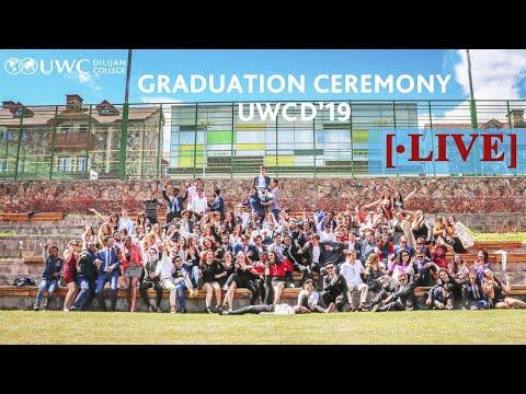 UWC Dilijan Graduation Ceremony Class 2019