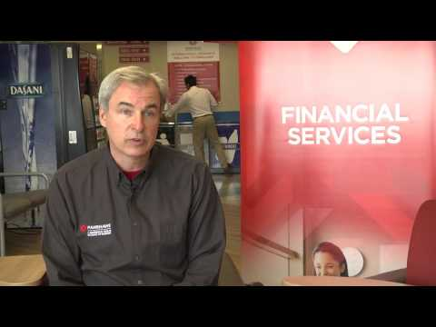 Business Finance and Professional Financial Services programs at Fanshawe