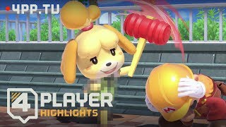 Brad's Furry Conspiracy - Isabelle in Smash Bros