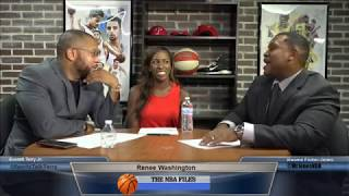 NBA Files with Renee Washington- Aug 5
