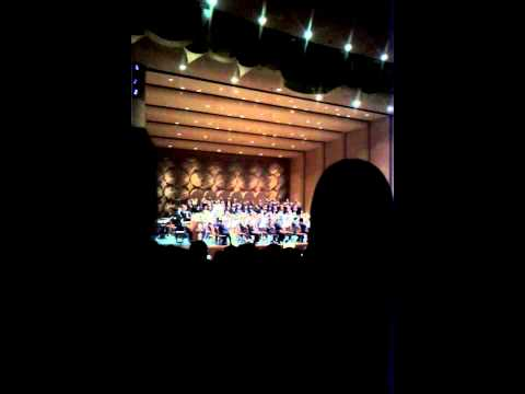 Sleigh Ride by ASU school of music @ASU Gammage