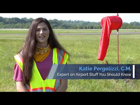 Airport Stuff You Should Know Episode 3 - Traffic and Wind Direction Indicators