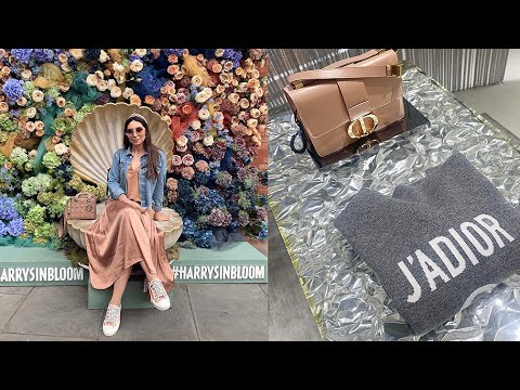 Holiday Prep: What I Got Done & Shopping In Harrods