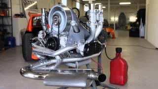 Démarrage moteur - Porsche 912 1967