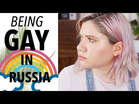 Being Gay In Russia | Tamara Belova