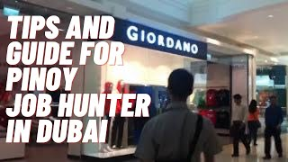 Buhay sa Dubai || Job Hunting (this is a Documentary)