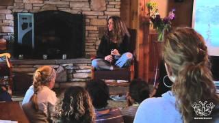 """Embodying Spiritual Activism"" Seane Corn at the Wanderlust's Speakeasy"