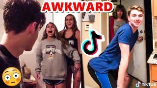 TikTok Boys & Girls WALKED IN ON FILMING & its embarrassing for all of us. 😳👀