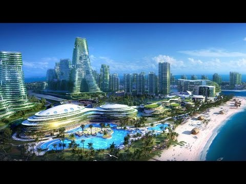 Top 7 Future Cities of the world