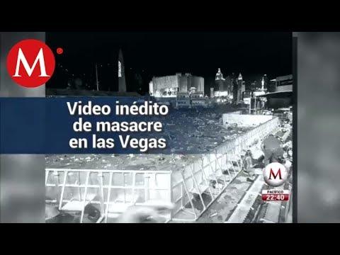 Policía Revela Video Inédito De Masacre En Las Vegas