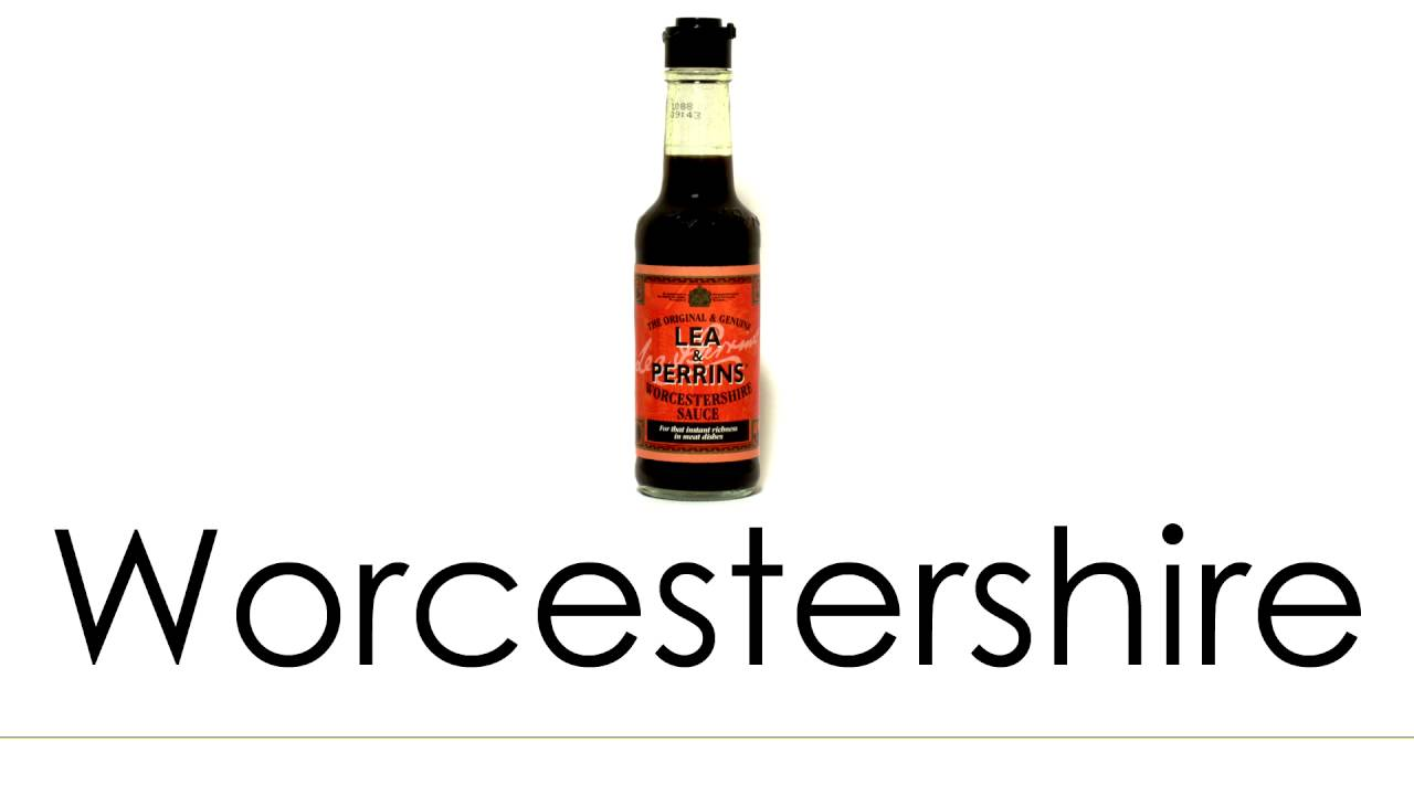 How to Pronounce Worcestershire - British English Pronunciation