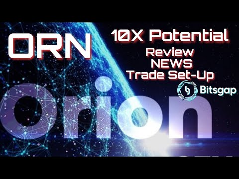 Orion Protocol ORN Review And Trade Set Up Disruptive Tech, Easy DeFi 10X